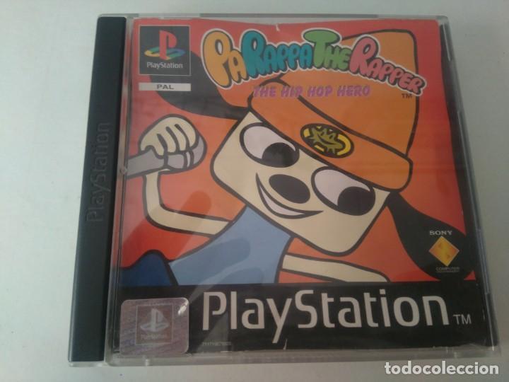 PARAPPA THE RAPPER PARA PS1 PS2 Y PS3 ENTRE Y MIRE MIS OTROS JUEGOS (Juguetes - Videojuegos y Consolas - Sony - PS1)