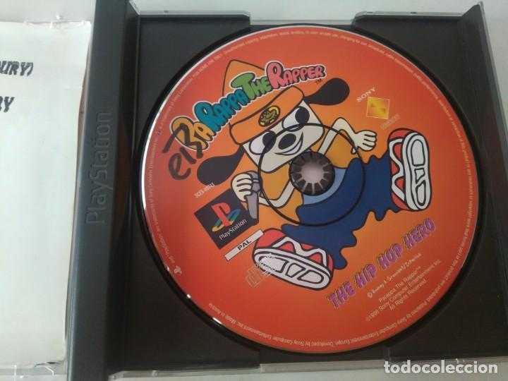 Videojuegos y Consolas: PARAPPA THE RAPPER PARA PS1 PS2 Y PS3 ENTRE Y MIRE MIS OTROS JUEGOS - Foto 2 - 210206548