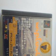 Videojuegos y Consolas: WIPEOUT PS1 MUY BUEN ESTADO. Lote 210303871