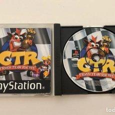 Videojuegos y Consolas: CRASH TEAM RACING, CTR, PLAYSTATION 1, PS1, SONY. Lote 210435415