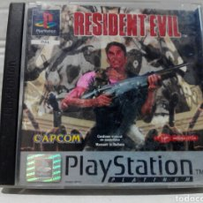 Videojuegos y Consolas: RESIDENT EVIL PLATINUM. PSX PS1 PLAYSTATION. Lote 210519201
