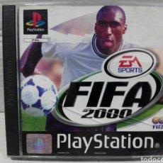 Videojuegos y Consolas: FIFA 2000. COMPLETO.. Lote 210522196