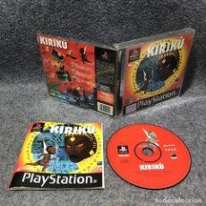 Videojuegos y Consolas: KIRIKU SONY PLAYSTATION PS1. Lote 210961596