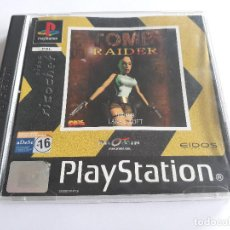 Videojuegos y Consolas: PLAYSTATION PS1 - PSX PAL - TOMB RAIDER - LIBRO DE INSTRUCCIONES Y CARATULA - MUY BUEN ESTADO.. Lote 211444562