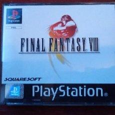 Videojuegos y Consolas: PSX FINAL FANTASY VIII 8. Lote 211520466
