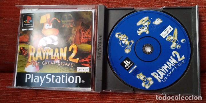 Videojuegos y Consolas: PSX Rayman 2 - Foto 3 - 211585491