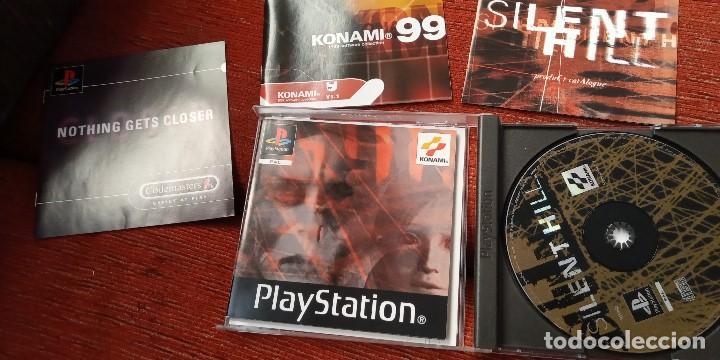Videojuegos y Consolas: PSX Silent Hill - Foto 3 - 211586790