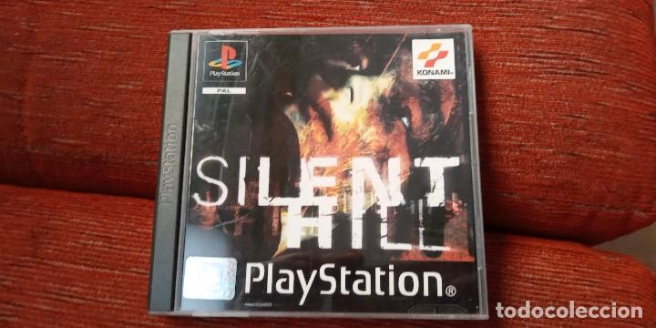 PSX SILENT HILL (Juguetes - Videojuegos y Consolas - Sony - PS1)
