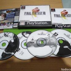 Videojuegos y Consolas: FINAL FANTASY VIII PSX COMPLETO.. Lote 211698403