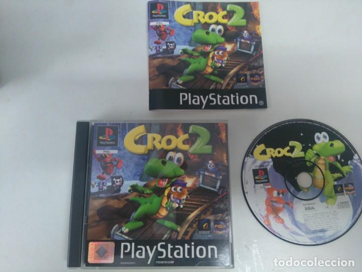 CROC 2 PARA PS1 PS2 Y PS3 ENTRE Y MIRE MIS OTROS JUEGOS!! (Juguetes - Videojuegos y Consolas - Sony - PS1)