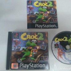 Jeux Vidéo et Consoles: CROC 2 PARA PS1 PS2 Y PS3 ENTRE Y MIRE MIS OTROS JUEGOS!!. Lote 211836070