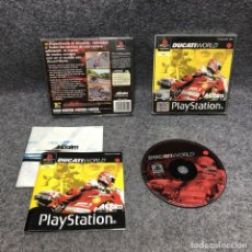 Videojuegos y Consolas: DUCATI WORLD SONY PLAYSTATION PS1. Lote 211922273