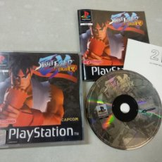 Videojuegos y Consolas: STREET FIGHTER EX PLUS ALPHA - PSX PS1 PLAYSTATION 1 PLAY STATION - SONY - PAL UK. Lote 214337261