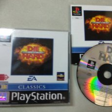 Videojuegos y Consolas: DIE HARD TRILOGY JUNGLA DE CRISTAL - PSX PS1 PLAYSTATION 1 PLAY STATION - SONY - PAL UK. Lote 214337475