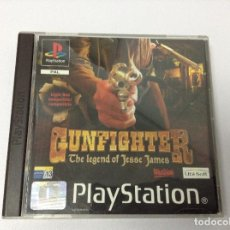 Videojuegos y Consolas: GUNFIGHTER THE LEGEND OF JESSE JAMES. Lote 214353698
