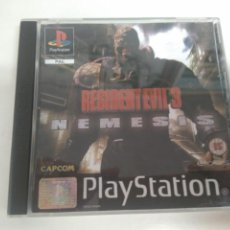Jeux Vidéo et Consoles: RESIDENT EVIL 3 NEMESIS PARA PS1 PS2 Y PS3 ENTRE Y MIRE MIS OTROS JUEGOS. Lote 215041168