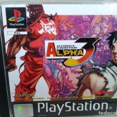 Jeux Vidéo et Consoles: JUEGO PS1 STREET FIGHTER ALPHA 3. Lote 215185968