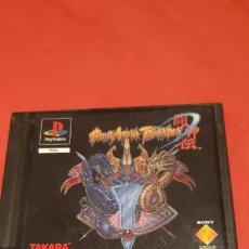 Videojuegos y Consolas: BATTLE ARENA TOSHINDEN PS1. Lote 215853691