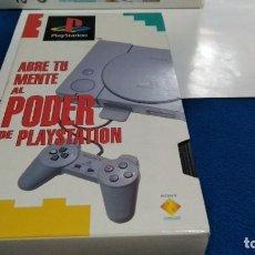 Videojuegos y Consolas: VHS ABRE TU MENTE AL PODER DE PLAYSTATION VHS VIDEO PROMOCIONAL SONY (VIDEOJUEGOS). Lote 217136985
