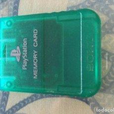 Videogiochi e Consoli: H6. MEMORY CARD PLAY STATION PSX. Lote 217459967