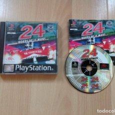 Videojuegos y Consolas: 24 HORAS DE LE. MANS . PSX PLAY STATION. Lote 217490778