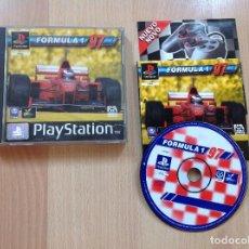 Videojuegos y Consolas: FÓRMULA 1 97. PSX PLAY STATION. Lote 217490951