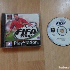 Videojuegos y Consolas: FIFA 2000. PSX PLAY STATION. Lote 217491288
