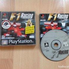 Videojuegos y Consolas: F1 RACING. PSX PLAY STATION. Lote 217491543