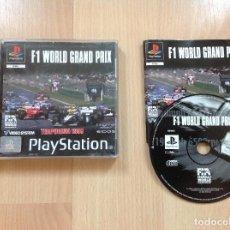 Videojuegos y Consolas: F1 WORLD GRAND PRIX PSX PLAY STATION. Lote 217491833