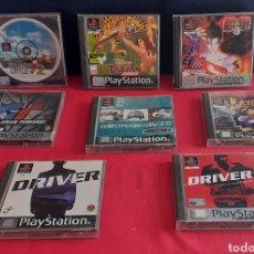Videojuegos y Consolas: LOTE DE JUEGOS DE PLAYSTATION.NO ESTAN PROVADOS. Lote 217390368