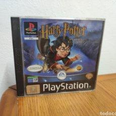 Videojuegos y Consolas: HARRY POTTER Y LA PIEDRA FILOSOFAL. PLAY STATION 1. Lote 217637465