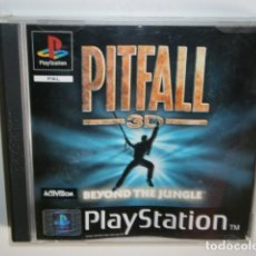 Videojuegos y Consolas: PITFALL 3D BEYOND THE JUNGLE PSX. Lote 217978310