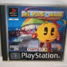 Videojuegos y Consolas: MS. PAC-MAN MAZE MADNES PSX. Lote 217978371