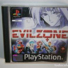 Videojuegos y Consolas: EVIL ZONE PSX. Lote 217978427
