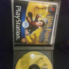 Videojuegos y Consolas: JUEGO PS1 HARRY POTTER Y LA CAMARA SECRETA. Lote 218258200