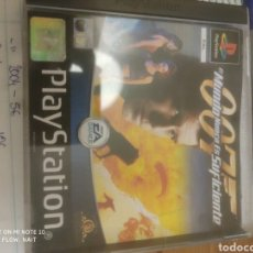 Videojuegos y Consolas: JUEGO 007: EL MUNDO NUNCA ES SUFICIENTE PS1. Lote 218258317
