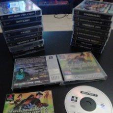 Videojuegos y Consolas: SYPHONFILTER 3 SENTENCIA FINAL, PLAYSTATION 1,PS1. Lote 218460367