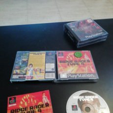 Videojuegos y Consolas: RIDGE RACER TYPE 4, PLAYSTATION 1, PS1. Lote 218469620