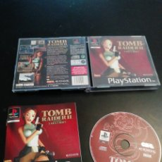 Videojuegos y Consolas: TOMB RAIDER 11,PLAYSTATION 1, PS1. Lote 218470122
