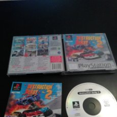 Videojuegos y Consolas: DESTRUCTION DERBY 2, VERSIÓN EN INGLÉS, PLAYSTATION 1, PS1. Lote 218485401