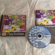 Jeux Vidéo et Consoles: BUST A MOVE 4 PSX PLAY STATION COMPLETO. (9/10 DE VALORACIÓN ). Lote 218556956