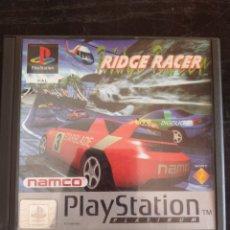 Videogiochi e Consoli: JUEGO PLAYSTATION 1 RIDGE RACER. Lote 218583361