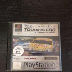 Videogiochi e Consoli: JUEGO PLAYSTATION 1 TOCA TOURING CAR CHAMPIONSHIP. Lote 218583623