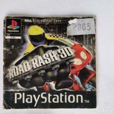 Videojuegos y Consolas: ROAD RASH 3D SOLO MANUAL PLAYSTATION. Lote 218646125