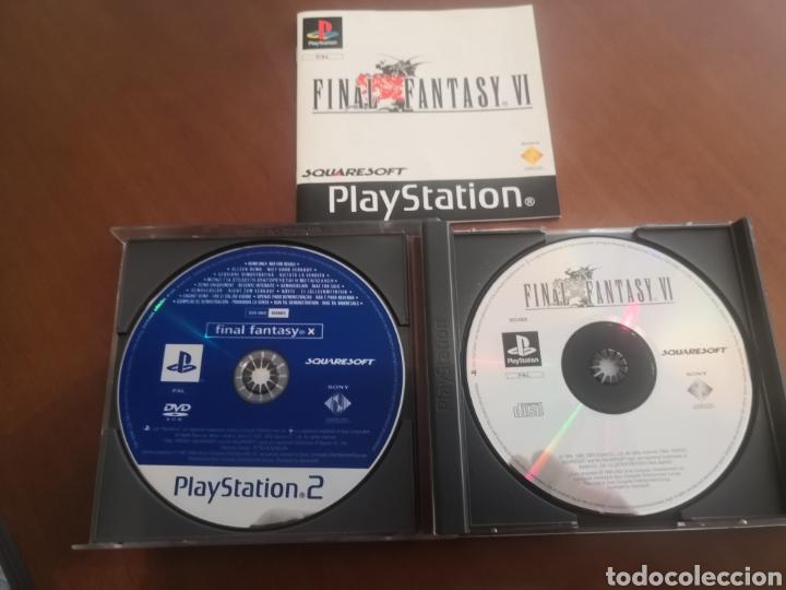 Videojuegos y Consolas: Final Fantasy VI - Foto 3 - 218725643