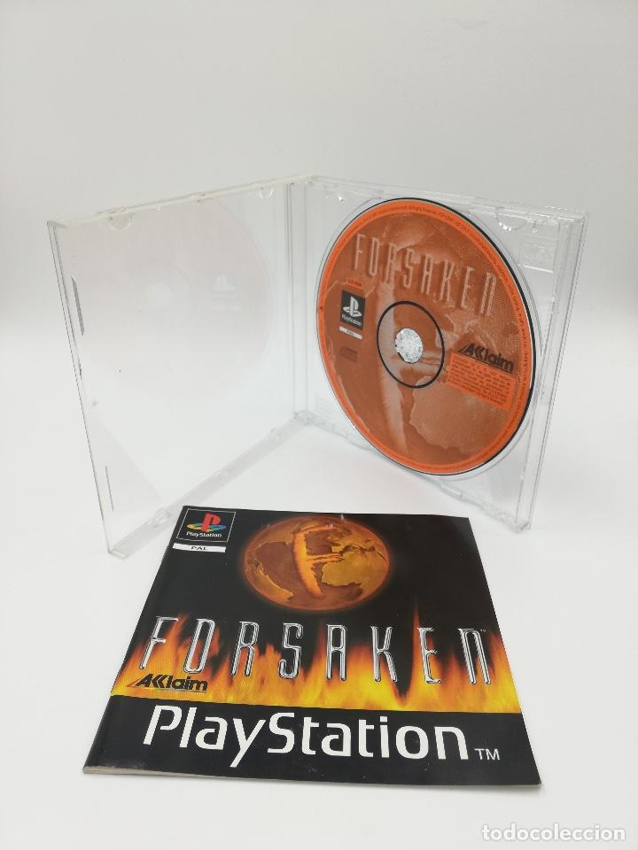 FORSAKEN PS1 (Juguetes - Videojuegos y Consolas - Sony - PS1)