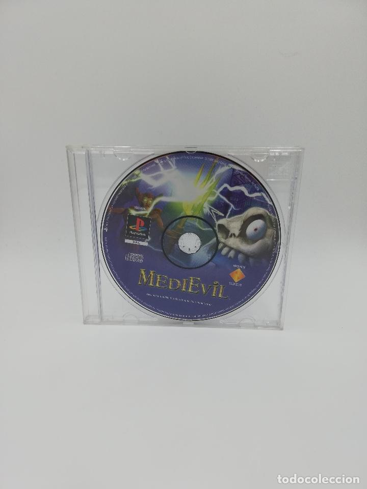 MEDIEVIL PS1 (Juguetes - Videojuegos y Consolas - Sony - PS1)