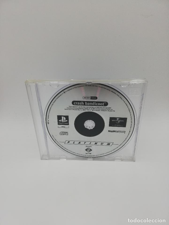 CRASH BANDICOOT PLATINUM PS1 (Juguetes - Videojuegos y Consolas - Sony - PS1)