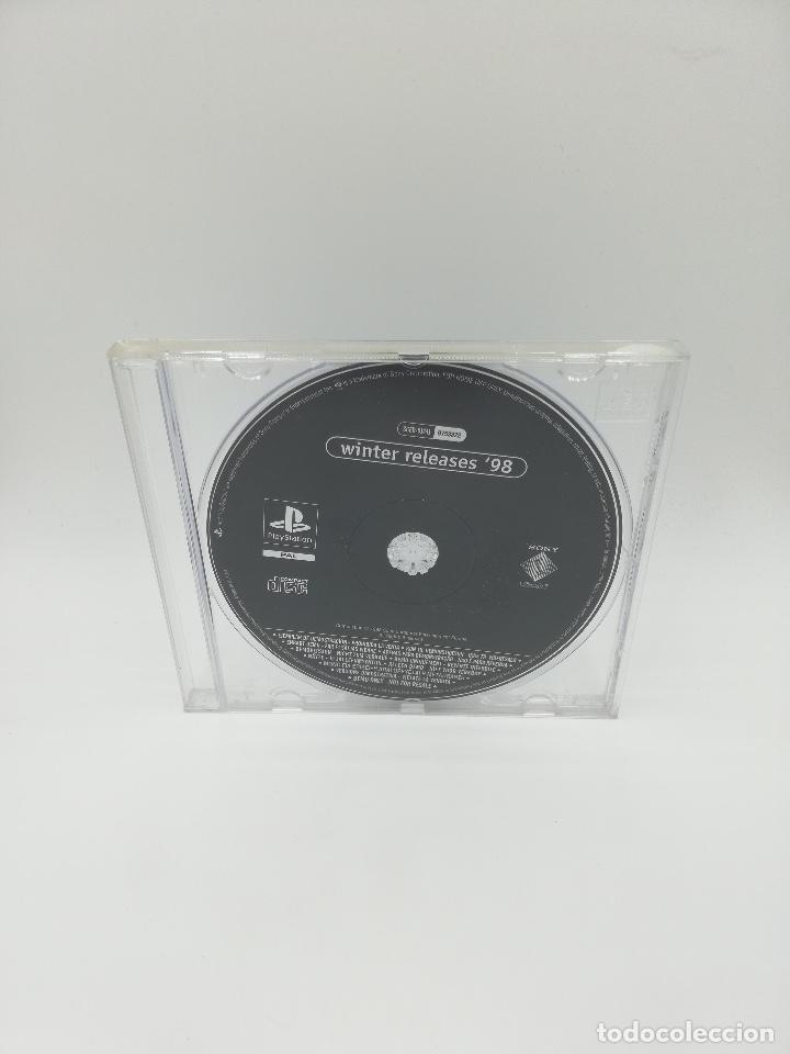 DEMO WINTER RELEASES 98 PS1 (Juguetes - Videojuegos y Consolas - Sony - PS1)