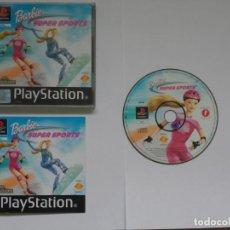 Videojuegos y Consolas: JUEGO PSX BARBIE SUPER SPORTS. Lote 219296787